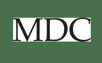 MDC Wall Logo